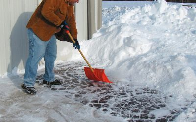 Winter Problems With Decorative Concrete