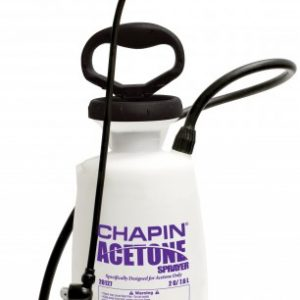 Acetone Sprayer 2 Gallon