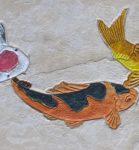 Matcrete Koi Fish Border