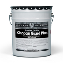 "Kingdom Guard Plus-""High Gloss"" Salt Block Sealer"