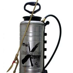 Stainless Steel Xtreme™ Industrial Concrete Sprayer-3.5 Gallon