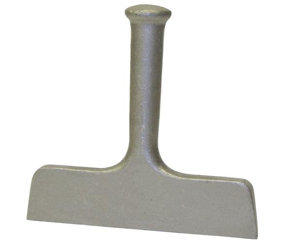 "Brickform Aluminum Chisel- 8"""