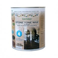 Kemiko Stone Tone Buff on Wax-1 Gallon
