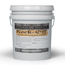 Nock Off Coating Remover