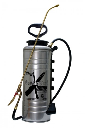 Stainless Steel Xtreme™ Industrial Concrete Sprayer-3 5 Gallon